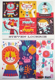 print & pattern: SURTEX 2013 - cinnamon joe