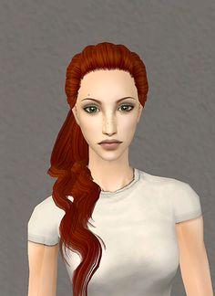 Summerdream Sims - hair; female