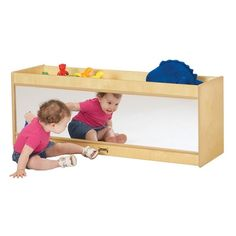 Infant Cruiser Center Mirror back
