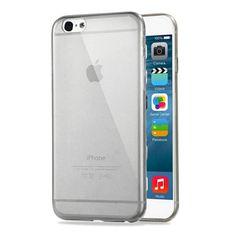 [$0.78] HAWEEL 0.3mm Zero Series Transparent TPU Protective Case for iPhone 6 Plus & 6s Plus(Black)