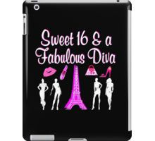 iPad Case/Skin http://www.redbubble.com/people/jlporiginals/collections/432981-16th-birthday #16thbirthday #16yearsold #Happy16thbirthday #16thbirthdaygift #16thbirthdayideas #Sweet16 #Personalized16th
