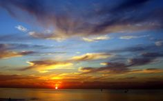 Landscapes Sunset Sky Wallpaper For Free Ipad