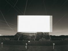 Union City Drive-In, Union City, 1993 | Hiroshi Sugimoto
