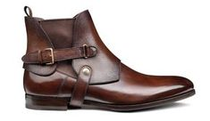 Handmade Stylish Cover Chelsea Brown Pure Leather Ankle Boots for Men's sold by Shop more products from on Storenvy, the home of independent small businesses all over the world. Finsbury Shoes, Dress With Boots, Dress Shoes, Chelsea Brown, Mens Ankle Boots, Men Boots, Men S Shoes, Leather Shoes, Soft Leather