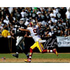 Ryan Kerrigan Washington Redskins Fanatics Authentic Autographed 8'' x 10'' vs. Oakland Photograph - $79.99