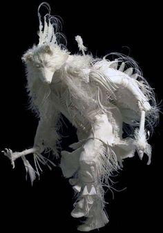paper cast artwork