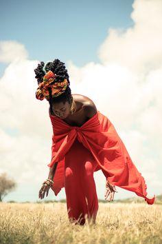"kingkesia: ""Maasai Inspired shoot ^_^ IG:kingkesia photo credits: jamieblak """