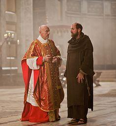 Cardinal Piccolomini & Cardinal Della Rovere - The Borgias