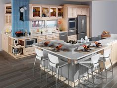 Great read!  11 Splashy #Kitchen Trends for when you are ready to remodel/renovate. stsconstruction.com