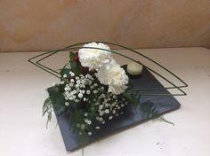 Compo personnelle Art Floral, Floral Design, Modern Flower Arrangements, Flower Show, Flower Ideas, Ikebana, Montage, Flowers, Floral Arrangements