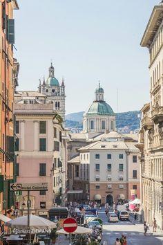 Genua Włochy.
