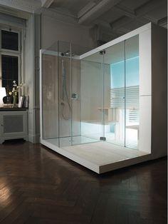 Galleria foto - Cabine doccia con sauna e bagno turco Foto 43 ...