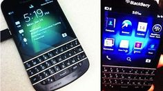 New BlackBerry Z10 and X10 leaks show off the goods in photos and video | Images and video of the QWERTY and touch screen equipped BB10 devices have popped up ahead of the OS's Jan. 30 launch. Buying advice from the leading technology site