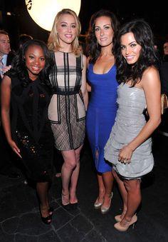 Laura Benanti, Amber Heard, Naturi Naughton, Jenna Dewan-Tatum