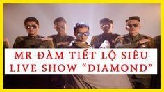 """MR ĐÀM TIẾT LỘ VỀ SIÊU LIVE SHOW """"DIAMOND""""-VÌ MƯA -tin sao việt"""