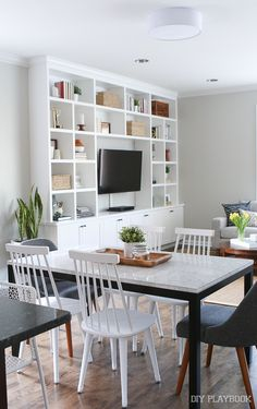 129 best dining rooms images in 2019 dining room lunch room diners rh pinterest com