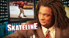 Check out the new #episode of #SKATELINE on Thrasher Magazine, featuring Chief Keef at the Hollywood 16, Bowerbank's killer part & Jordan Sanchez's dumpster part! #PN! #skateboarding