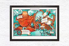 GUSTO ROBUSTO - tasteful printed series on Behance