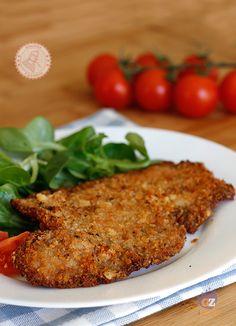 COTOLETTE ALLA PALERMITANA ricetta secondo gustoso