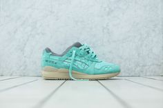 Asics Gel-Lyte 3 Kithstrike - Cockatoo Green