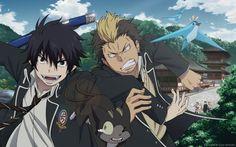 Fonds d'écran Manga > Blue exorcist                              …