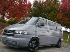 VWVortex.com - 19 inch wheels on Eurovan