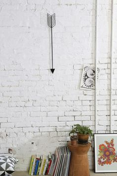 Arrow Wall Sculpture #urbanoutfitters
