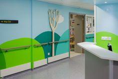 Design dla dzieci i nie tylko...: Szpital dziecięcy w Londynie