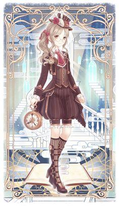 Natsume 39 s halloween style nikki natsume series for Miroi log in