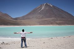 """""""La Laguna Verde"""" - Potosi, Bolivia 