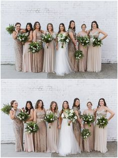 Henna and Gavin's Glass Factory wedding was a beautiful illustration of a lively couple deeply in love. We had such a good time at their engagement session. Wedding Events, Wedding Day, Custom Neon Signs, Botanical Wedding, Modern Glass, Jacksonville Fl, Bridesmaid Dresses, Wedding Dresses, Wedding Portraits