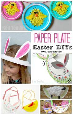 Paper-Plate-Easter-Crafts.jpg (561×885)