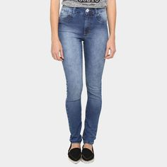 Compre Calça Jeans Bana Bana Skinny Jeans na Zattini a nova loja de moda online da Netshoes. Encontre Sapatos, Sandálias, Bolsas e Acessórios. Clique e Confira!