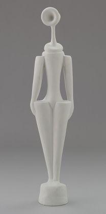 Max Ernst - 'The Parisian' - 1950.