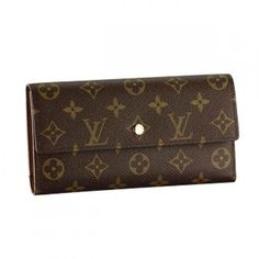 Louis Vuitton Monogram Canvas International Wallet Brown Women Wallets And Coin Purses sale Louis Vuitton Online, Louis Vuitton Wallet, Louis Vuitton Handbags, Louis Vuitton Monogram, Street Style Store, College Girl Fashion, Latest Makeup Trends, Beautiful Handbags, Beautiful Bags