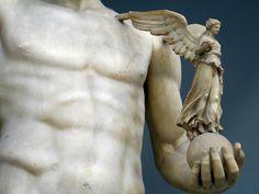 Angel Sculpture in Vatican Museum #eccosmile #sculptured65
