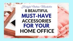 Helpful Online Marketer: 8 Beautiful Must Have Accessories for Your Home Of...