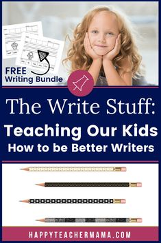Teaching Writing Skills Effectively in 4 Kid-Approved Steps ~ Happy Teacher Mama Teaching Jobs, Teaching Writing, Writing Skills, Vip Kid, Teaching Techniques, Learning To Trust, Editing Writing, Classroom Community, New Teachers