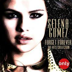 Seleena Gomez Forget Forever #cover_art