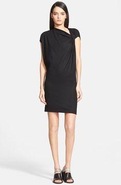 simple black dress | @nordstrom #nordstrom
