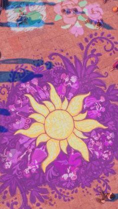 sun of tangled / sol de enrolados Disney Rapunzel, Tangled Rapunzel, Tangled Sun, Disney Kunst, Disney Art, Disney Movies, Wallpaper Iphone Disney, Tangled Wallpaper, Disney Wallpaper Princess