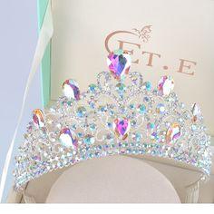 Crown of choice Headpiece Jewelry, Hair Jewelry, Wedding Jewelry, Queens Tiaras, Crown Aesthetic, Princess Jewelry, Princess Tiara, Bridal Crown, Wedding Veils