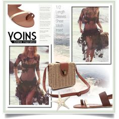 Yoins II/10 by ewa-naukowicz-wojcik on Polyvore featuring moda, yoins, yoinscollection and loveyoins