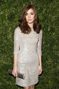 Rose Byrne. Love the color and the layers