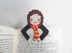 Bookmark buddy by bethydesigns on Etsy, £2.00