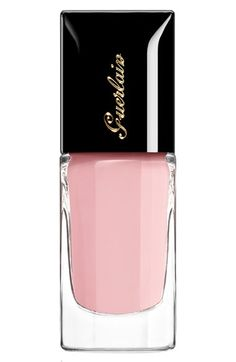 Lovely pink nail laquer from Guerlain