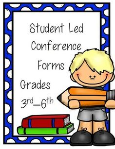Student led conferences are an excellent way to have students take ownership of their work, behavior, and progress. In my experience, they have proved to be extremely insightful. This download includes everything you need to hold a successful student-led conference in your classroom.