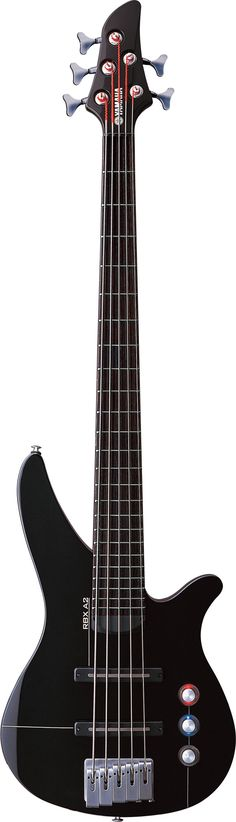 Yamaha RBX5A2. I'd rather have this than my current Ibanez 5-string bass!