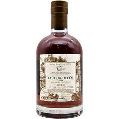 Chantal Comte La Tour de I Or Brut de Futs 2005 Single Cask @ rhum-shop.com Chantal COMTE lässt nur Rums abfüllen, die sie ganz persönlich als absolut herausragend befindet. Kleine Schätze aus den Reserven der Rumdestillerien für anspruchsvolle Genießer. Jede Abfüllung ist...Best Rhum for Rumlovers @ Rum, Chantal, Shops, Whiskey Bottle, Drinks, Shopping, Drinking, Tents, Beverages