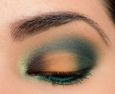 A Final Look with Anastasia Subculture Palette - All About MakeUp Subculture Palette Looks, Anastasia Subculture Palette, Beauty Tips For Skin, Beauty Hacks, Wedding Makeup For Brown Eyes, Gorgeous Makeup, Unique Makeup, Colorful Makeup, Makeup Tips